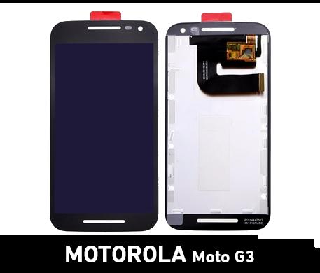 MÓDULO MOTOROLA G3 - Paris Distribuciones|