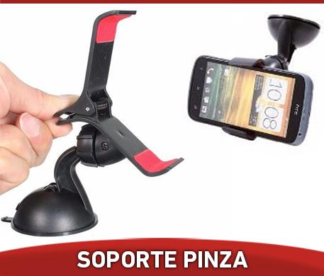 SOPORTE GPS UNIVERSAL PINZA - Paris Distribuciones