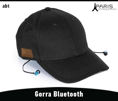 Gorra Bluetooth - Paris Distribuciones